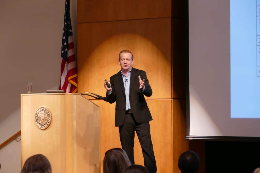 Kevin Glavin keynote Colorado